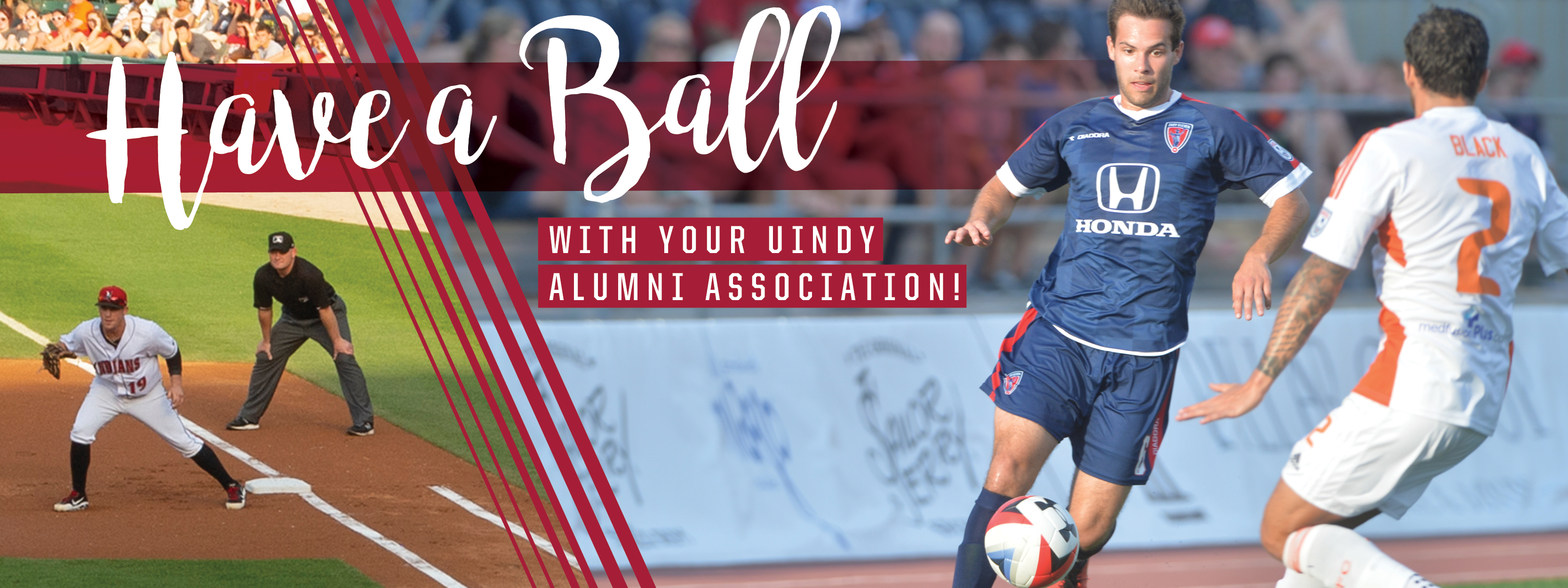 Have a Ball with Your UIndy Alumni Association